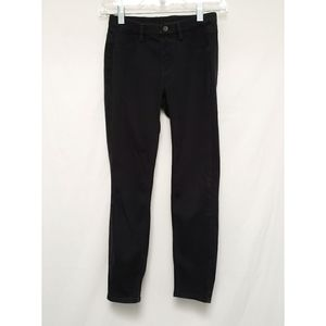 Stretch Black Uniqlo Jeans